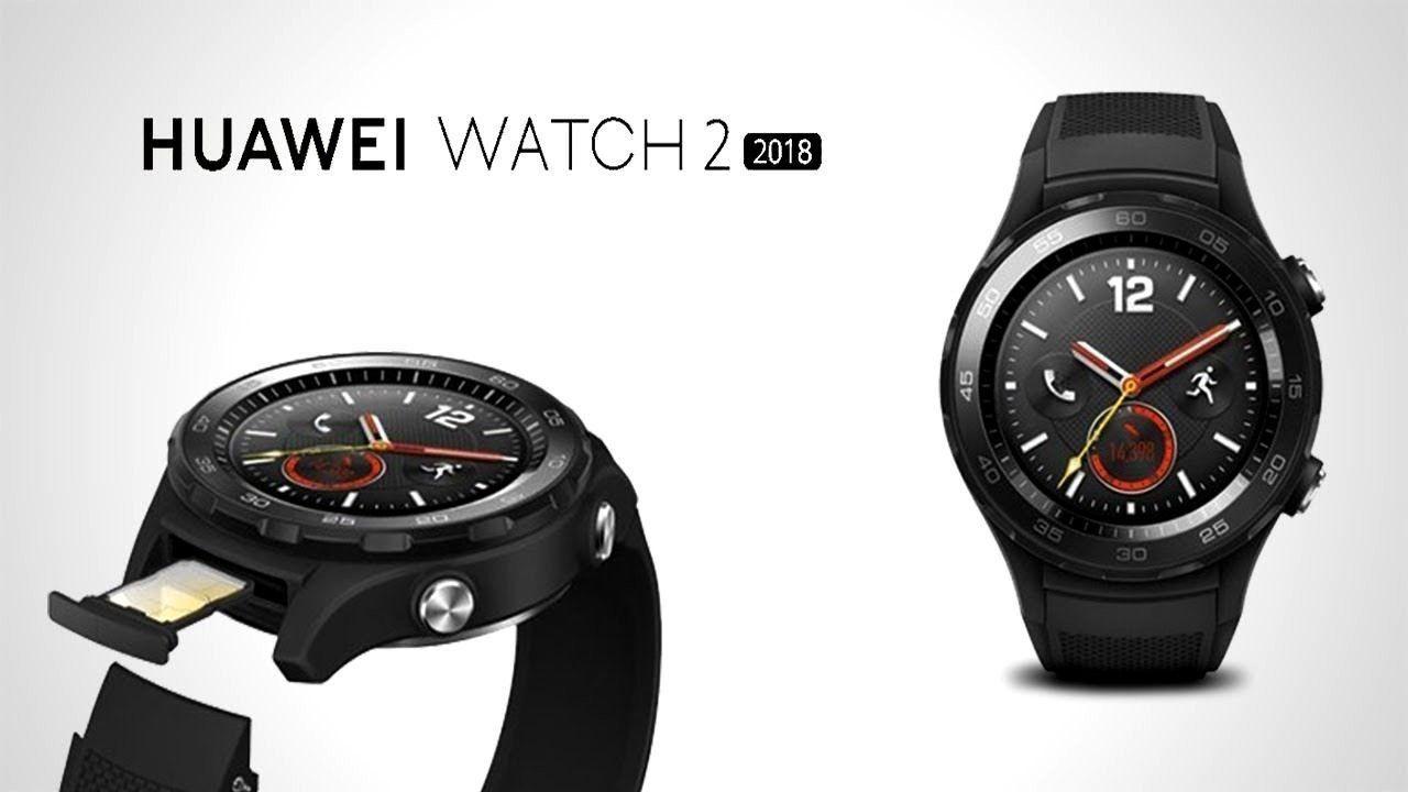 huawei watch 2 esim